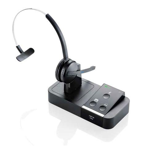 Jabra Cell Phone Station by Jabra Pro 9450 Mono Wireless Telephone Headset Only 163 170