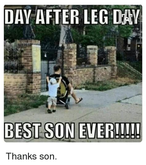 day after day 25 best memes about day after leg day day after leg day