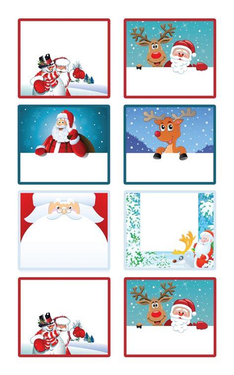 Etiquettes Cadeau Noel by Etiquettes Cadeaux De No 235 L 224 Imprimer