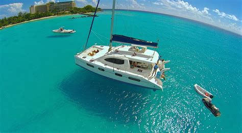 seaduced catamaran barbados private luxury day sail seaduced luxury catamaran
