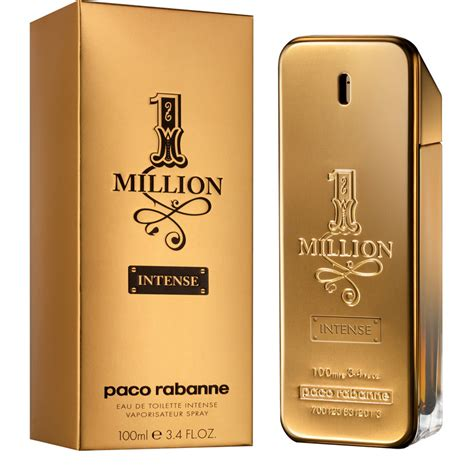 Parfume 1 Million 1 million paco rabanne cologne a fragrance for 2013