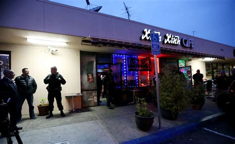 Sjpd Number Search San Jose Sjpd Fbi Lead Raids Of Cafes And Bars To Root Out Illegal