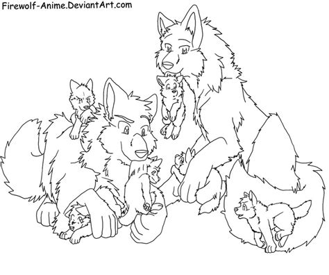 sketchbook anime wolf 120 pages of 8 5 x 11 blank paper for drawing books anime wolf coloring pages family coloring pages