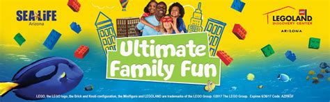 Legoland Gift Cards - legoland sea life arizona arizona grand resort spa