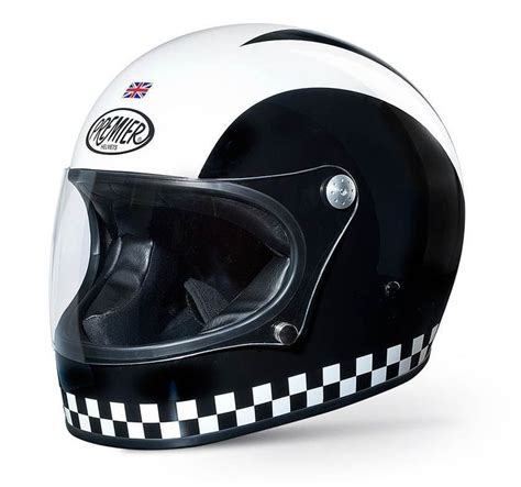 Helmet Design Retro | premier trophy retro full face helmet design quot retro