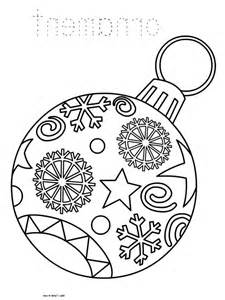 Christmas orniment coloring pages 187 coloring pages kids