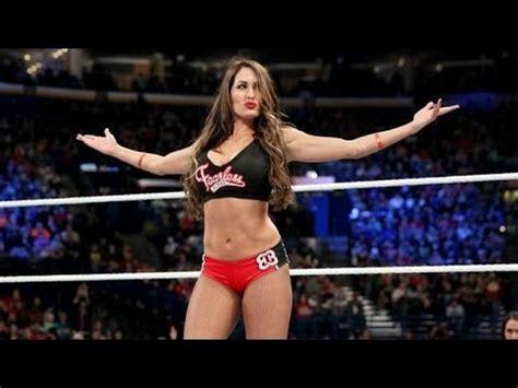 nikki bella best entrance wwe nikki bella returns 2016 to wwe raw this monday wwe
