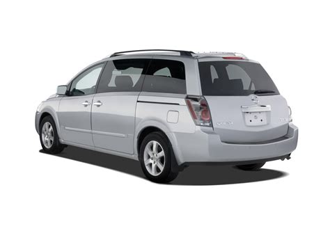 nissan quest 2007 nissan quest reviews and rating motor trend