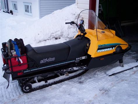 Suspension Enfant 1996 by 1994 Ski Doo Tundra Images Frompo 1