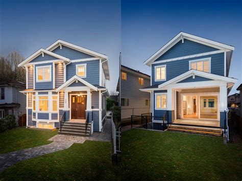 Built Homes by Mount Pleasant Custom Built Home Wallmark Custom Homes Vancouver Burnaby Shore