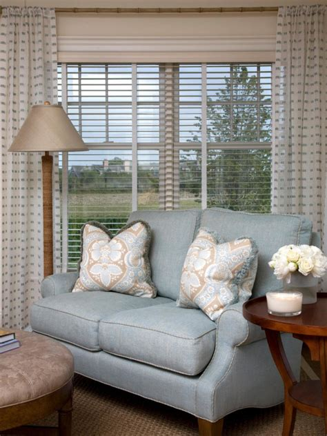 living room window treatments ideas  decorate  living room