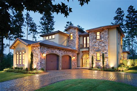 Sater Design Collection S 6786 Quot Ferretti Quot Home Plan Sater Mediterranean Home Plans