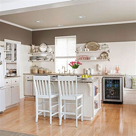 kitchen backsplash ideas open shelving classic and islands