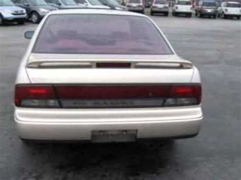 car manuals free online 1992 nissan maxima seat position control 1992 nissan maxima problems online manuals and repair information
