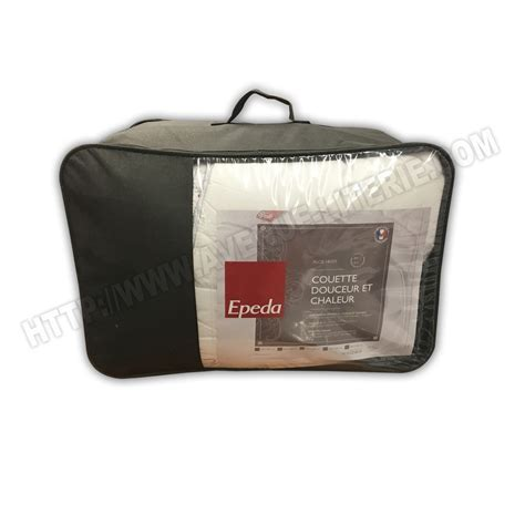 Couette Hiver 240x260 by Couette 240x260 Aloe Hiver 450 G Epeda