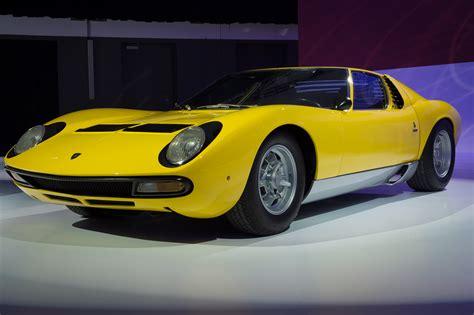 lamborghini miura 1972 lamborghini miura p400sv gelb quot auto geil quot