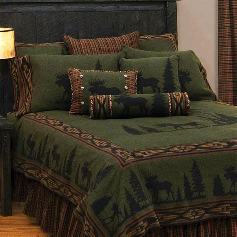 cabin bedding luxury pine cone bedding cabin place