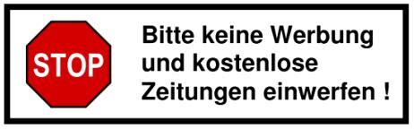 Aufkleber Keine Werbung Und Gratiszeitungen by File Aufkleber Keine Werbung Einwerfen Typa Png