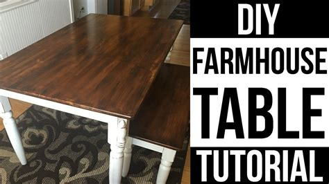 how to refinish a table diy farmhouse table how to refinish dining table page