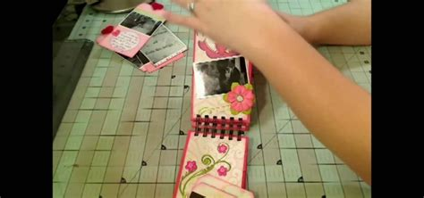 How To Make A Paper Bag Scrapbook - how to make a quot the 2 of us quot scrapbook paper bag mini album