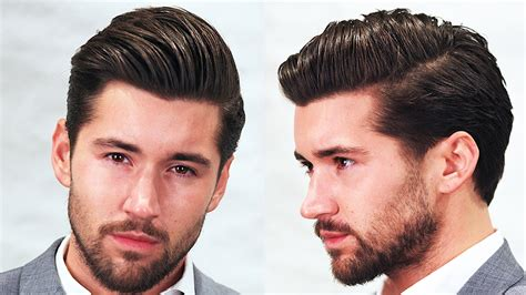 how to give a gentlemans cut the gentleman s haircut awkward stage hairstyle let