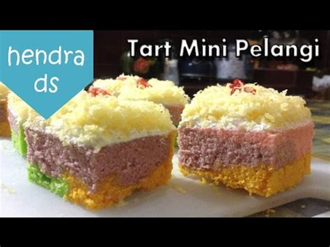 membuat kue tart mini kue tart kue tart mini pelangi tart mini rainbow youtube