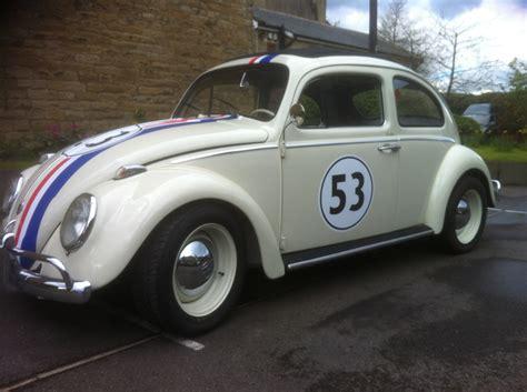 volkswagen beetle classic herbie 1960 volkswagen beetle herbie classic car auctions