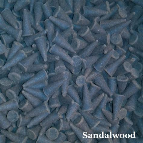 sandalwood bulk sandalwood scented incense cones elements indian