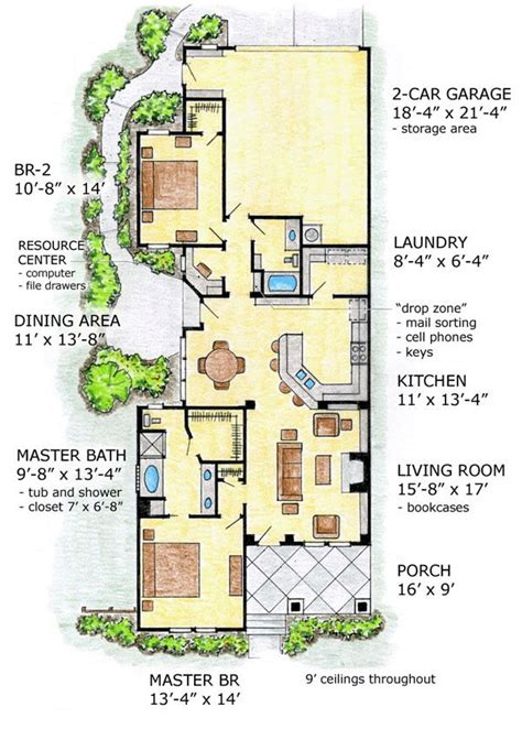 house plans for long narrow lots best 25 narrow lot house plans ideas on pinterest narrow house plans small home