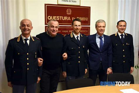 questura di rimini ufficio immigrazione presentati i nuovi funzionari della polizia di stato in