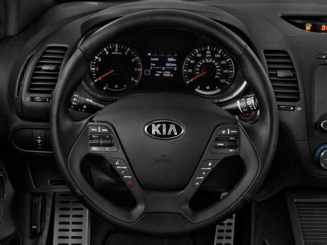 2014 Kia Forte Tire Size Image 2014 Kia Forte 2 Door Coupe Auto Sx Steering Wheel