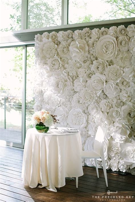 wedding backdrop flower wall 22 trending flower wall backdrops for your wedding day