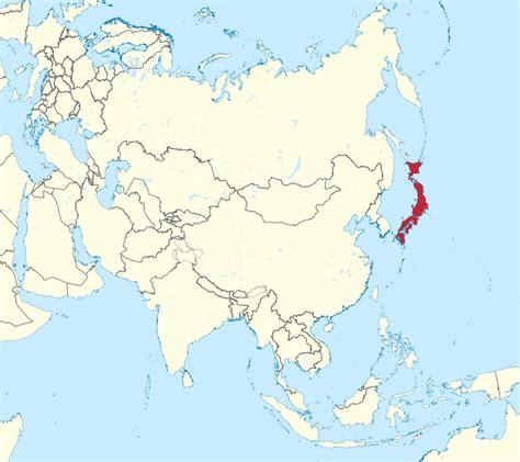 asia map japan file japan in asia de facto mini map rivers svg