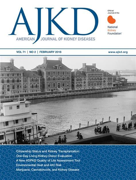 ajkd kdoqi guidelines american journal of kidney diseases