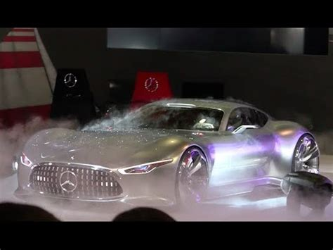 mercedes benz biome doors open watch the mercedes benz amg vision gt concept debut at the