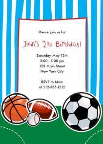 sports themed birthday invitation sports birthday invitation sports invitation