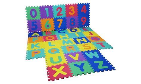 tappeto per puzzle tappeto puzzle per bambini groupon