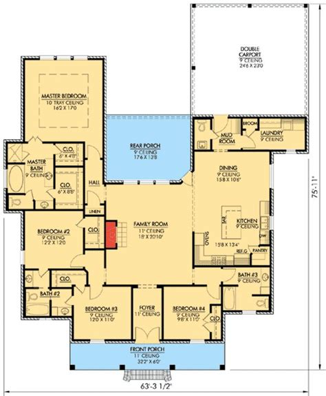 Cretin Homes Floor Plans | cretin homes house plans home plan