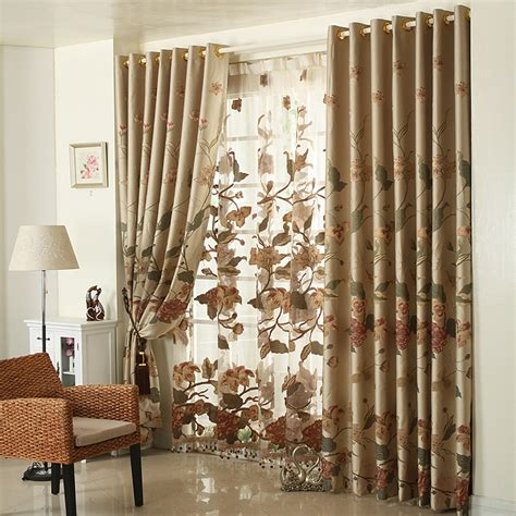 curtain design classic and simple design model style of