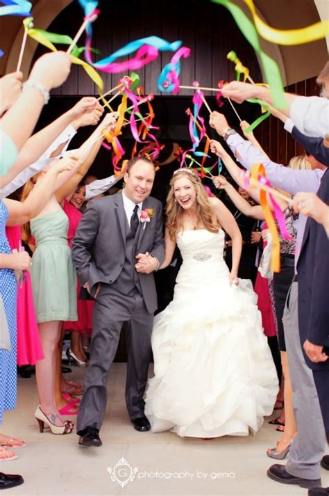 25 best ideas about wedding ribbon wands on ribbon wands wedding wands and exit