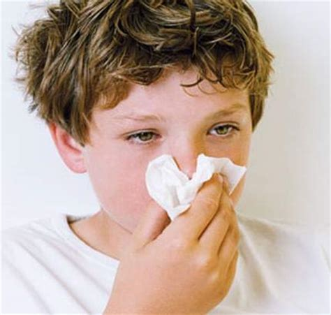 nose running reason for runny nose