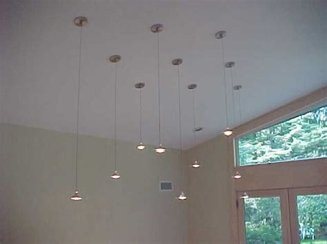 Light Fixtures For Vaulted Ceilings Pinterest