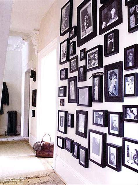 imagenes en blanco y negro para decorar c 243 mo decorar una pared con fotos decoracion in