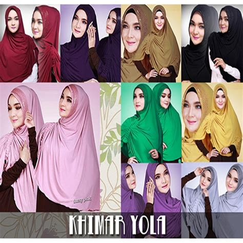 Khimar Terbaru 2016 Jilbab Khimar Syar I Yola Sequin Terbaru 2016 Bundaku Net