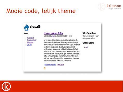 drupal themes stark drupal7 theming
