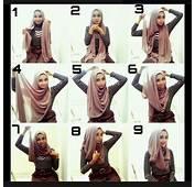 Cara Memakai Hijab Kreasi Modern Modis Cantik Terbaru