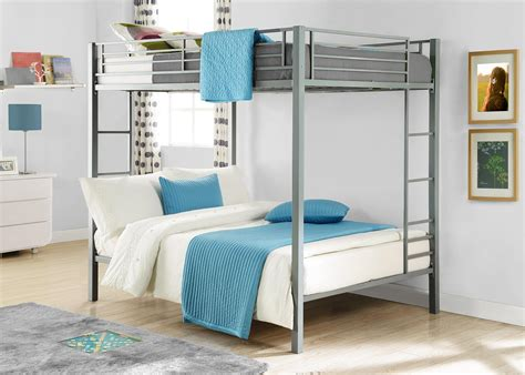 Best Metal Bunk Beds Bunks Convertible Loft Bed Lowest Price Sofa Loversiq