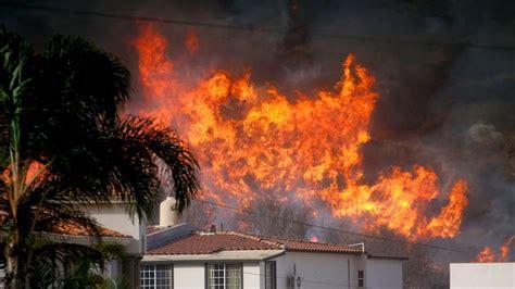 ngeles en llamas los incendios en california se cobran la primera v 237 ctima