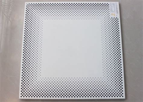 Decorative Acoustic Ceiling Panels Decorative Commercial Ceiling Tiles Perforated