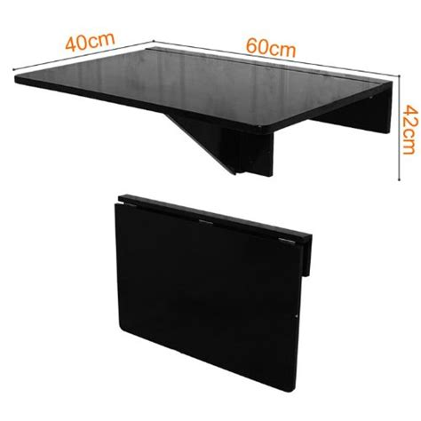 wall mounted drop kitchen table sobuy wall mounted drop leaf table folding kitchen dining table desk children table 60cm 23